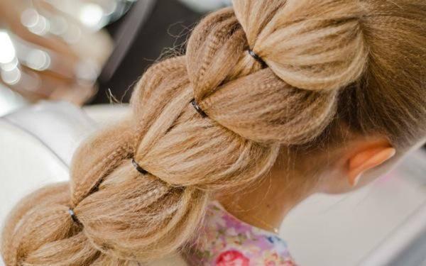 Свадебные прически на длинные волосы с прямыми волосами