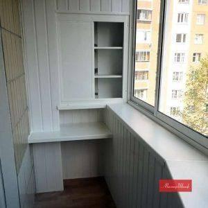 Лучшие идеи организации пространства на балконе: делаем клас.