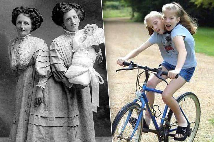 7 самых необычных детей, в существование которых сложно поверить!